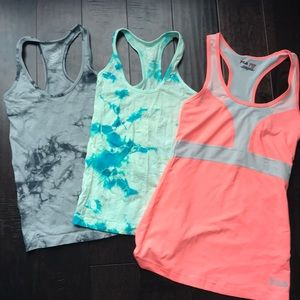 3 workout tank tops